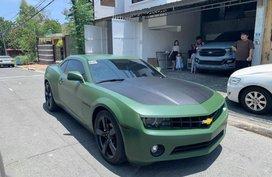 Selling Chevrolet Camaro 2012 Automatic Gasoline in Makati