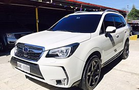 2nd Hand Subaru Forester 2018 Automatic Gasoline for sale in Mandaue