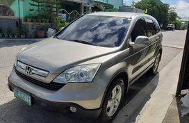 Selling 2nd Hand Honda Cr-V 2008 in Lipa