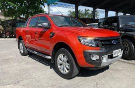 2nd Hand Ford Ranger 2014 Automatic Diesel for sale in Pasig