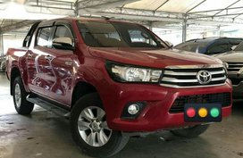 Selling 2nd Hand Toyota Hilux 2016 in Parañaque