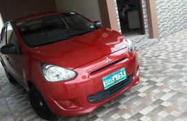 Selling Mitsubishi Mirage 2013 Manual Gasoline in Calumpit