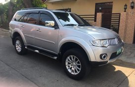 2nd Hand Mitsubishi Montero Sport 2011 for sale in Parañaque