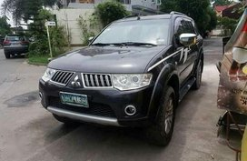 Mitsubishi Montero 2010 Automatic Diesel for sale in Bacoor