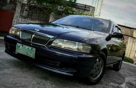 Selling 2nd Hand Nissan Sentra Exalta 2001 at 130000 km in Bacoor