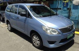 Selling 2nd Hand Toyota Innova 2013 in Manila