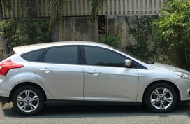Selling 2013 Ford Focus Hatchback for sale in Quezon City