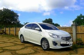 Selling 2nd Hand Mitsubishi Mirage G4 2014 in Antipolo