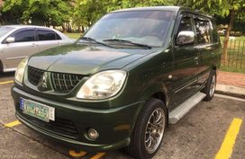 Selling 2nd Hand Mitsubishi Adventure 2005 at 107000 km in Taguig