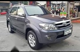 2nd Hand Toyota Fortuner 2007 for sale in Tanza