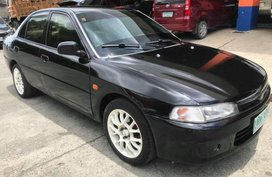 Selling 2nd Hand Mitsubishi Lancer 1997 in Quezon City