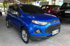 Selling 2nd Hand Ford Ecosport 2016 Automatic Gasoline at 24000 km in San Fernando