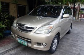 2nd Hand oyota Avanza 2008 for sale in Quezon City