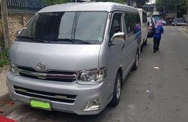 2nd Hand Toyota Hiace 2012 for sale in Makati