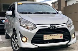 2nd Hand Toyota Wigo 2018 at 7000 km for sale in Angeles