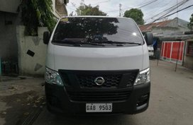 Selling Nissan NV350 Urvan Manual Diesel in Talisay