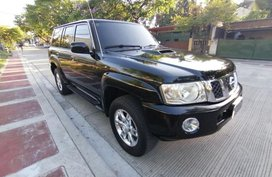 Selling Nissan Patrol Super Safari 2007 at 80000 km in Quezon City
