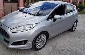 2nd Hand Ford Fiesta 2014 Automatic Gasoline for sale in Angeles