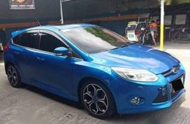 Selling Ford Focus 2013 at 66000 km in Quezon City