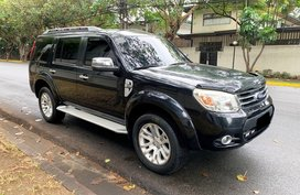 Sell Black 2013 Ford Everest Automatic Diesel in Makati