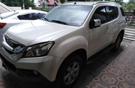 Isuzu Mu-X 2016 Automatic Diesel for sale in General Trias
