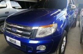 2nd Hand Ford Ranger 2015 at 65000 km for sale in Lapu-Lapu
