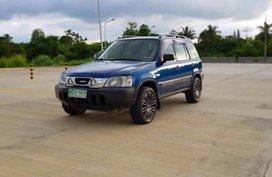 Selling 2nd Hand Honda Cr-V 1999 Manual Gasoline at 130000 in Silang