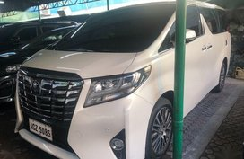 Selling Used Toyota Alphard 2016 in Quezon City