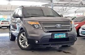 2nd Hand Ford Explorer 2013 at 63000 km for sale in Makati