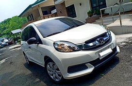 2nd Hand Honda Mobilio 2016 at 22000 km for sale