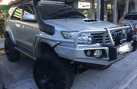 2nd Hand Toyota Fortuner 2014 Automatic Diesel for sale in San Juan