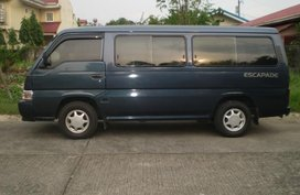 Selling 2nd Hand Nissan Urvan Escapade 2010 in Antipolo