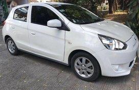 Mitsubishi Mirage 2015 Manual Gasoline for sale in Makati