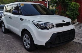 Kia Soul 2016 Manual Diesel for sale in Quezon City