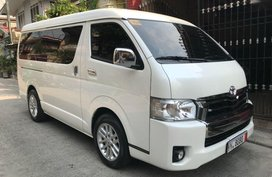 2nd Hand Toyota Hiace 2016 at 40000 km for sale