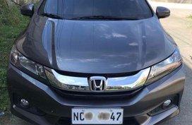 Selling Honda City 2017 Automatic Gasoline in Cabanatuan