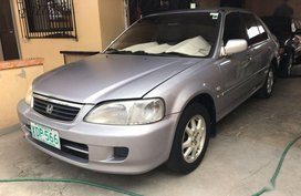 Selling 2nd Hand Honda City 2002 in Angeles