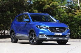 Mg Zs 2019 Manual Gasoline for sale in Quezon City