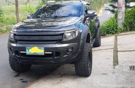 Sell 2nd Hand 2013 Ford Ranger Automatic Diesel at 90000 km in Tagaytay