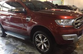 2nd Hand Ford Everest 2017 at 55000 km for sale in Concepcion