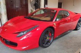 Selling 2nd Hand Ferrari 458 Spider 2015 in Makati