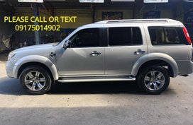 Selling 2nd Hand Ford Everest 2011 Automatic Diesel at 100000 km in Pasig
