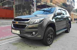 Sell Brown 2018 Chevrolet Trailblazer at 24000 km in Quezon City