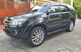 Selling Toyota Fortuner 2007 Automatic Gasoline in Bacoor
