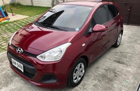 Selling 2nd Hand Hyundai Grand i10 2014 in Manila