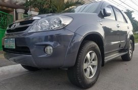 2nd Hand Toyota Fortuner 2006 Automatic Gasoline for sale in Angeles