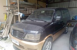2nd Hand Mitsubishi Adventure 2007 Manual Diesel for sale in Quezon City
