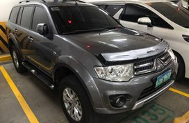 2nd Hand Mitsubishi Montero Sport 2014 Automatic Diesel for sale in Las Piñas