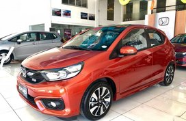 2019 Honda Brio for sale in Batangas City