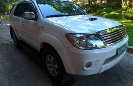 2nd Hand Toyota Fortuner 2007 Automatic Diesel for sale in Pasig